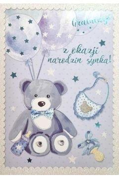 Karnet Narodziny GM-713
