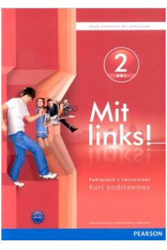 Mit links! 2. Język niemiecki. Podręcznik. Gimnazjum