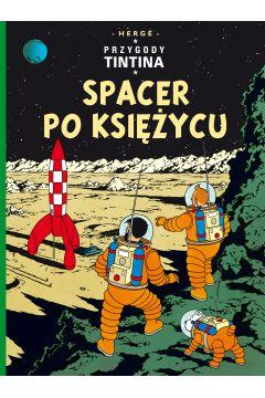 Przygody Tintina. Tom 17. Spacer po Księżycu