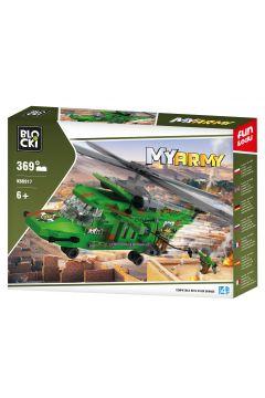 Klocki Blocki MyArmy 369 elementów KB0917