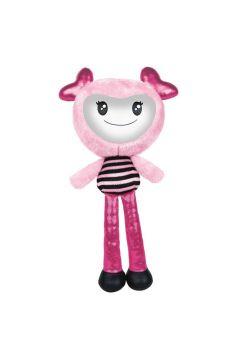 Brightlings interaktywna lalka - różowa