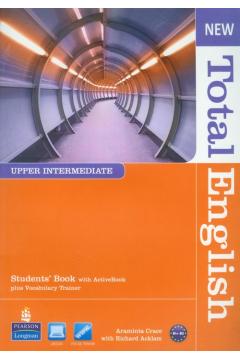 Total English New Upper Intermediate SB PEARSON