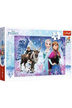 160  Zimowe przygody. Disney Frozen