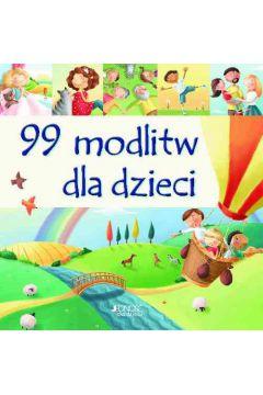 99 modlitw dla dzieci