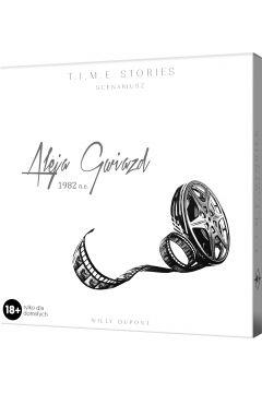 T.I.M.E Stories. Aleją Gwiazd