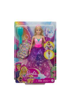 Księżniczka Syrenia Przemiana. Barbie Dreamtopia 2in1. GTF92 GTF91