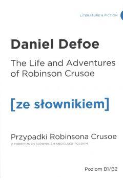 Przypadki Robinsona Crusoe w.angielska + słownik