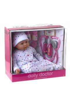Lalka Bobas. Dolly Doctor 46 cm