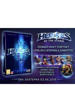 Heroes of the Storm pakiet startowy  P: 4 <AL>