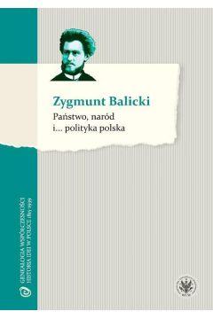 Państwo, naród i... polityka polska