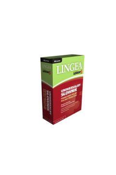 Lingea Lexicon 5 Uniwersalny Słownik francusko-polski polsko-francuski