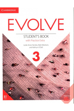 Evolve 3 Student's Book with Practice Extra