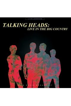 Live in the Big Country - Płyta winylowa