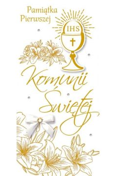 Karnet Komunia DL-77