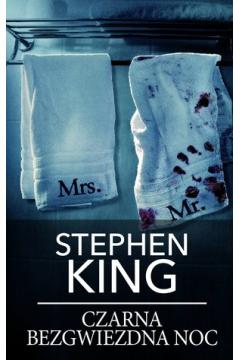 Czarna bezgwiezdna noc (pocket) Stephen King