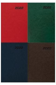 Kalendarz 2021 książkowy A5 SK2 MIX