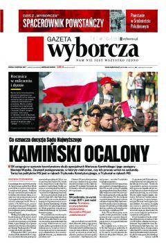 Gazeta Wyborcza - Opole 178/2017