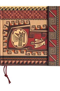 Notatnik ozdobny 0018-04 PRECOLOMBINA Cultura Inca