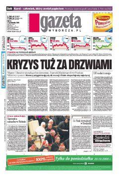 Gazeta Wyborcza - Częstochowa 244/2008