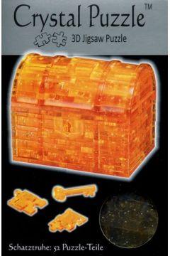 Crystal puzzle skrzynia skarbów