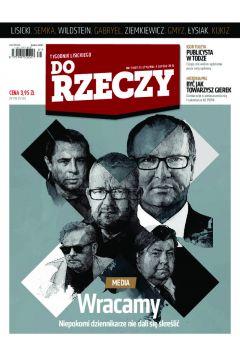 Tygodnik Do Rzeczy 1/2013