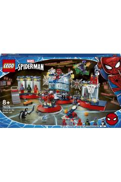 Atak na kryjówkę Spider-Mana 76175