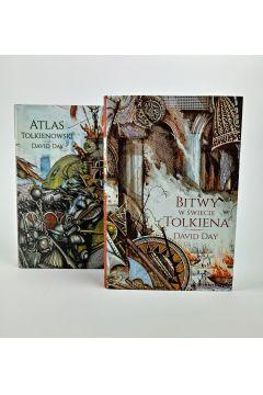 Pakiet Atlas Tolkienowski/Bitwy w świecie Tolkiena