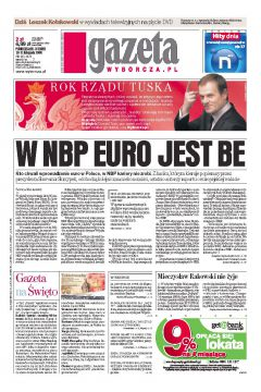 Gazeta Wyborcza - Płock 263/2008