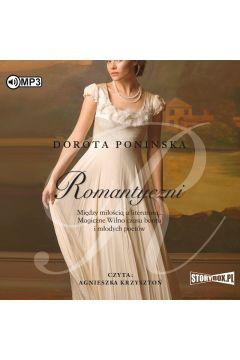 CD mp3 romantyczni