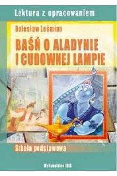 Baśń o Aladynie i o lampie cudownej z oprac. IBIS