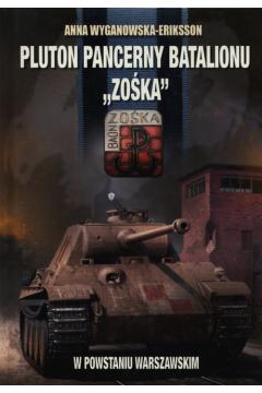 Pluton pancerny Batalionu Zośka w Powstaniu Warszawskim