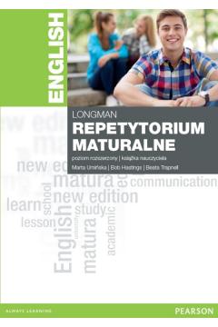 Longman Repetytorium Maturalne 2015/2017 Angielski Rozszerzony TB