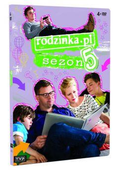 Rodzinka.pl - Sezon 5 (4 DVD)