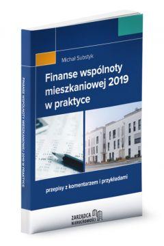 Finanse wspólnoty mieszkaniowej 2019 w praktyce