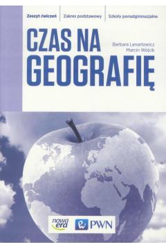 Geografia LO Czas na geografię ćw. ZP NE/PWN