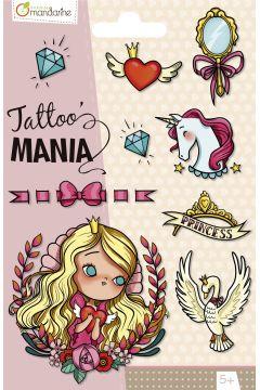 Tatuaże Tattoo Mania Księżnikczki