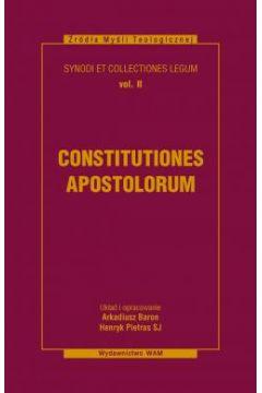 Constitutiones Apostolorum