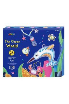 Produkt termokurczliwy Świat oceanu