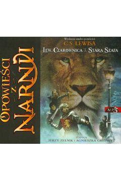 Opowieści z Narnii. Tom 1. Lew, Czarownica i stara szafa
