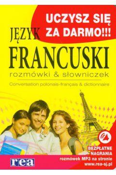 Rozmówki i słowniczek Język francuski