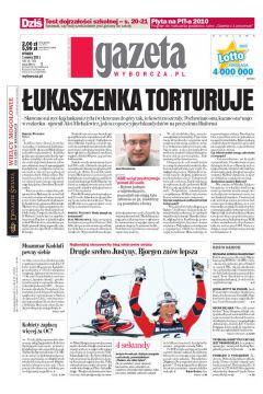 Gazeta Wyborcza - Zielona Góra 49/2011