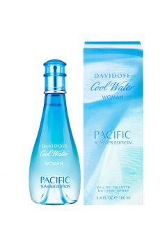 Cool Water Woman Pacific Summer Edition Woda toaletowa