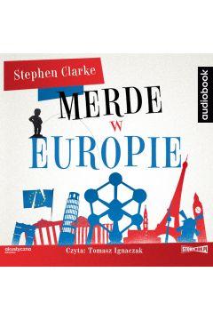 CD MP3 Merde w Europie