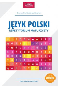 Język polski. Repetytorium maturzysty