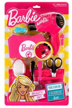 Zestaw fryzjera Barbie RP