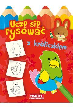 Uczę się rysować z króliczkiem