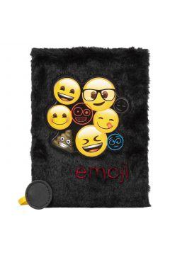 Notes pluszowy A5 Emoji