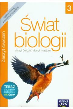 Świat biologii 3 Zeszyt ćwiczeń