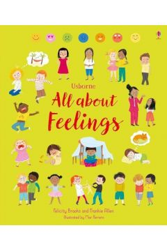 My First Book All About Feelings