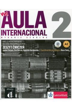 Aula Internacional 2 ćwiczenia + CD
